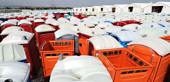 Champion Portable Toilets in Los Angeles, CA